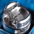 Dual Core Fused Clapton Ni80 0.90Ohm Pre Built Coil