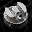 Quad Core Fused Clapton Ni80 Pre Built Coil