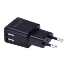 Hálózati adapter 2 USB Ports 2.4A