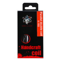 Handcraft Parallel Double Coil