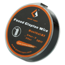 Fused Clapton Wire Kanthal