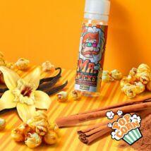Vanilla & Cinnamon Popcorn