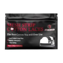 Mesh Strip Cotton Laces