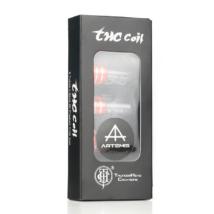 4-Core Fused Clapton Coil ARTEMIS NI80