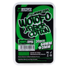 Wotofo XFiber Cotton 30pcs