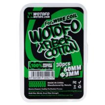 Wotofo XFiber Cotton 3mm 30pcs
