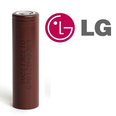 LG 18650 HG2 3000mAh 30A