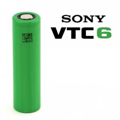 Sony US18650VTC6 3000mAh 30A