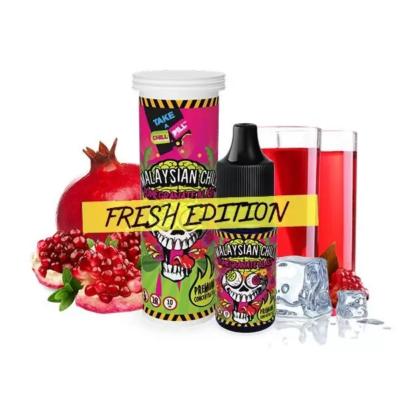 Malaysian Chill - Pomegranate Blast Fresh Edition