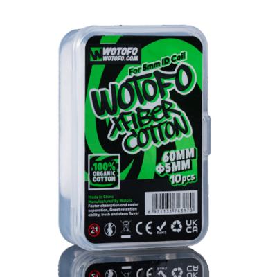 Wotofo SRPNT Cotton 5mm 10pcs